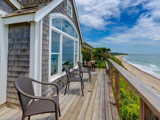 oceanfront Cape Cod rental