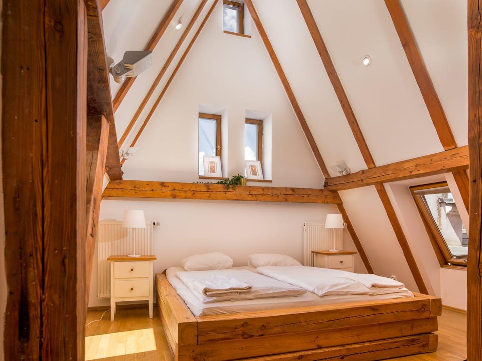 Vacation rental in Prague