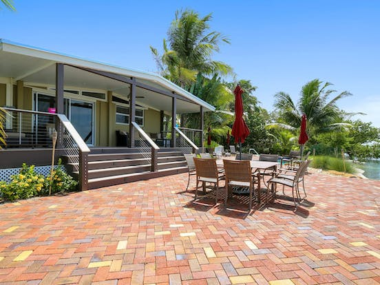 waterfront key west vacation rental