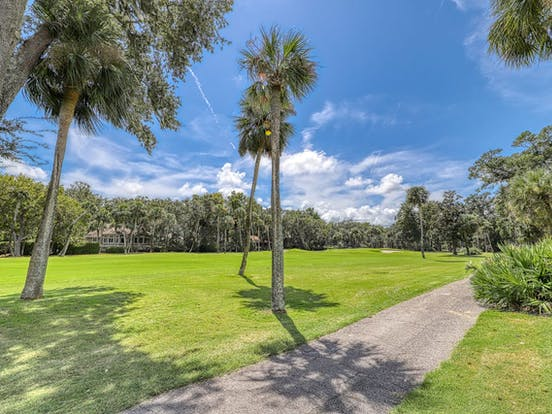 Palmetto Dunes golf course