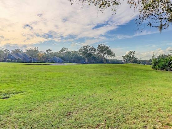 Golf course near Fazio Villas
