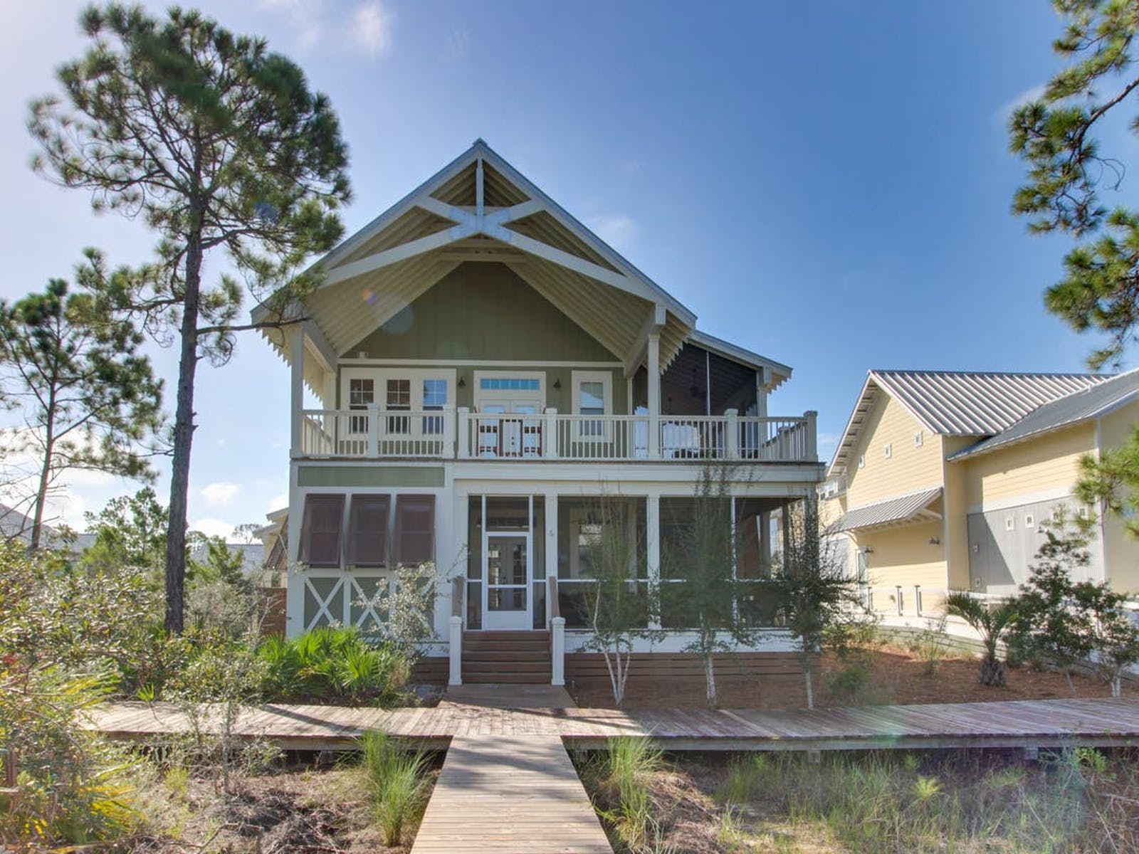 vacation home on the beach in Port St. Joe