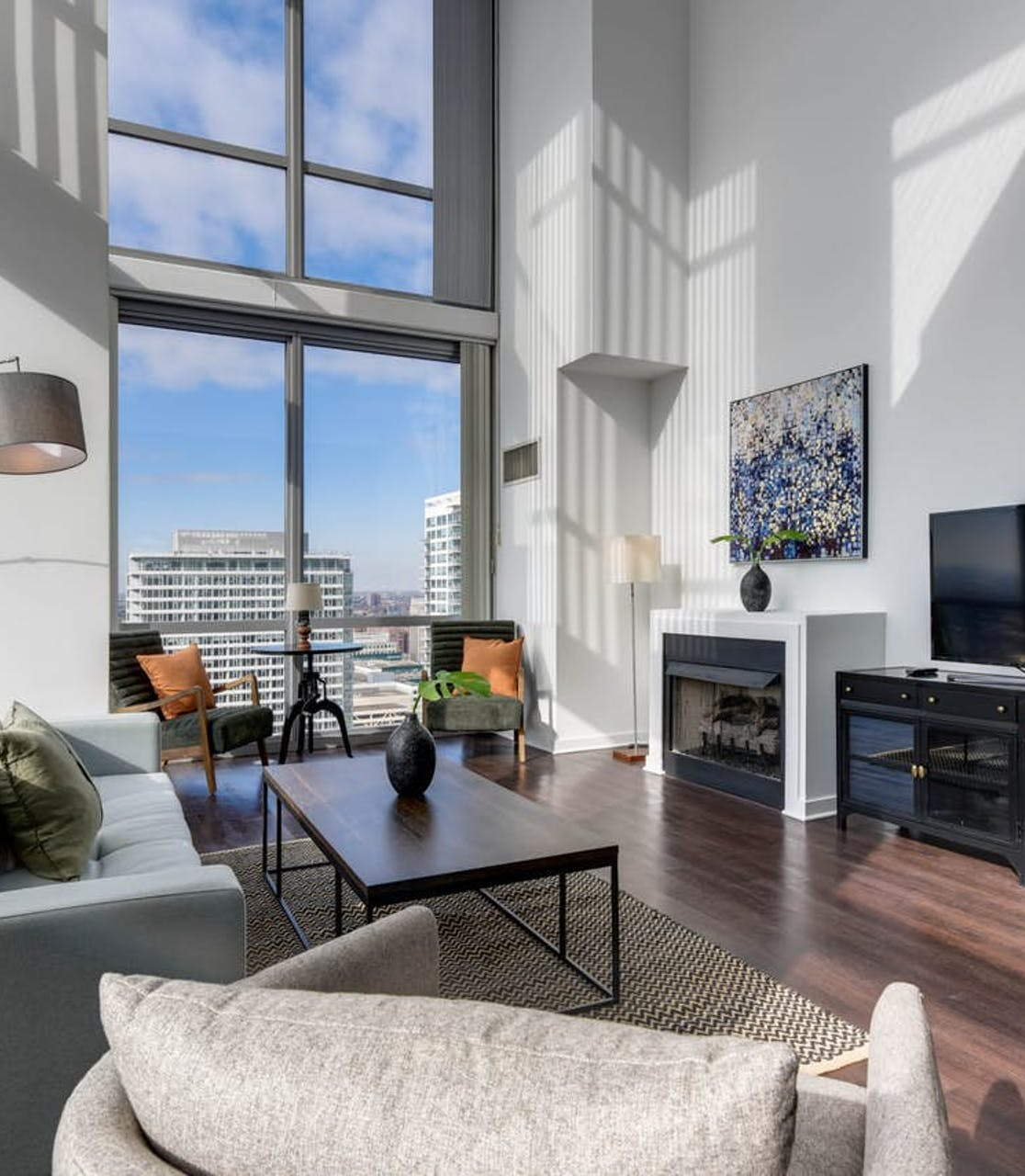 Penthouse vacation rental in Chicago, IL