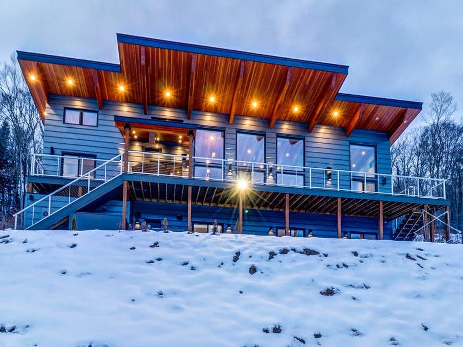 Warren, VT winter vacation rental