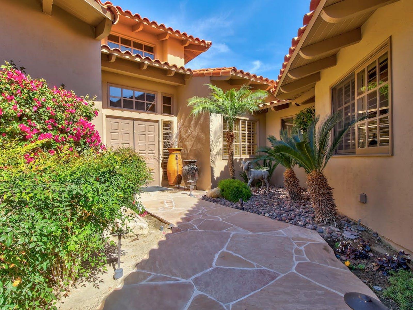 Vacation rental in Coachella Valley, CA