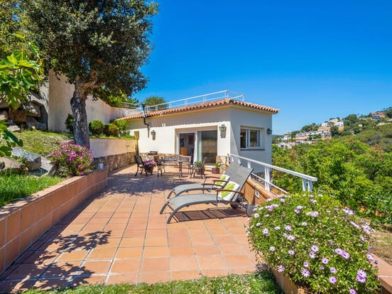 pet friendly vacation rental in Spain