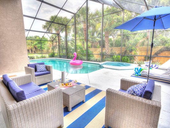 St. Augustine, Florida, vacation rental with a private pool