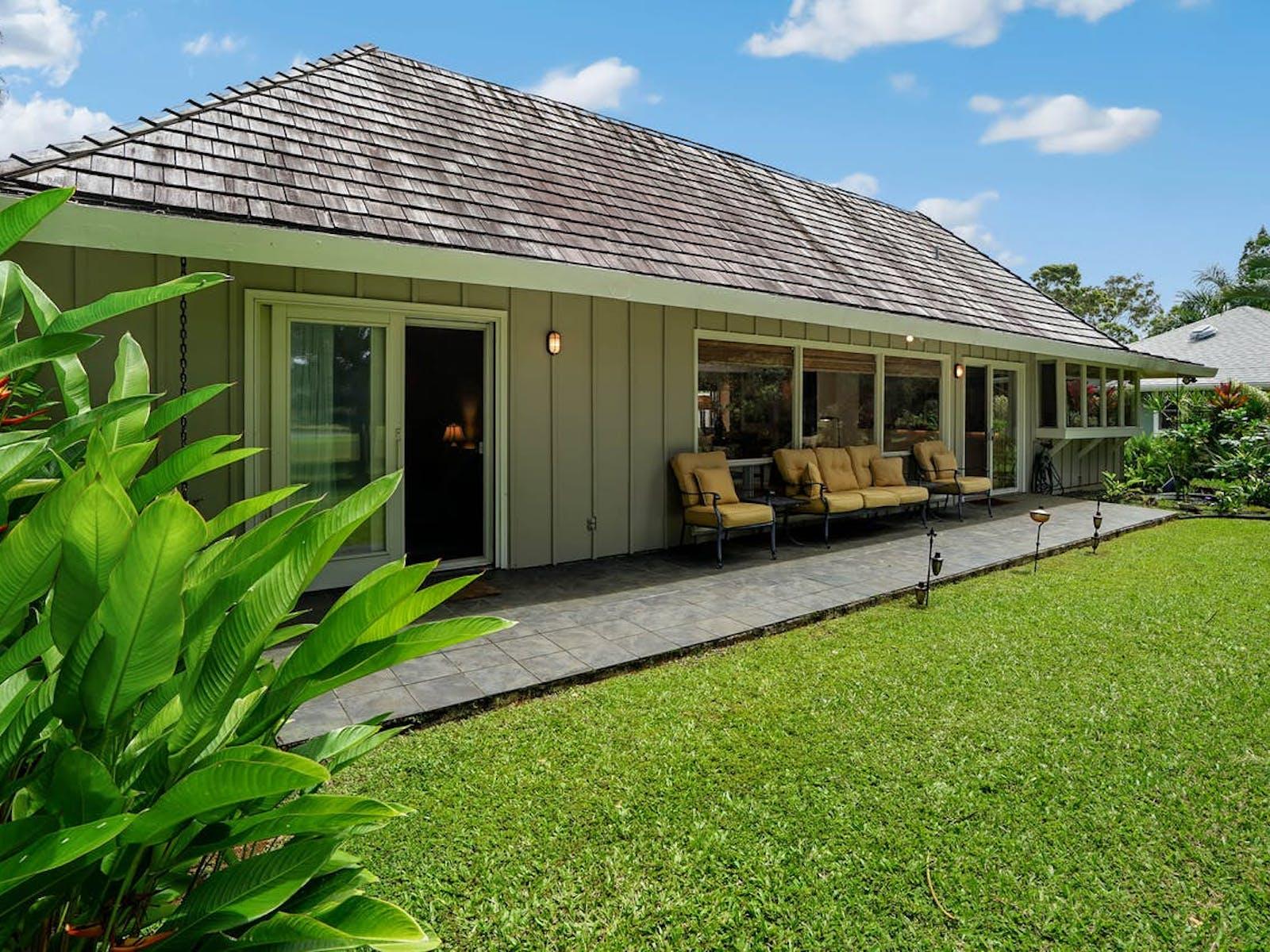 vacation home in kauai, hi