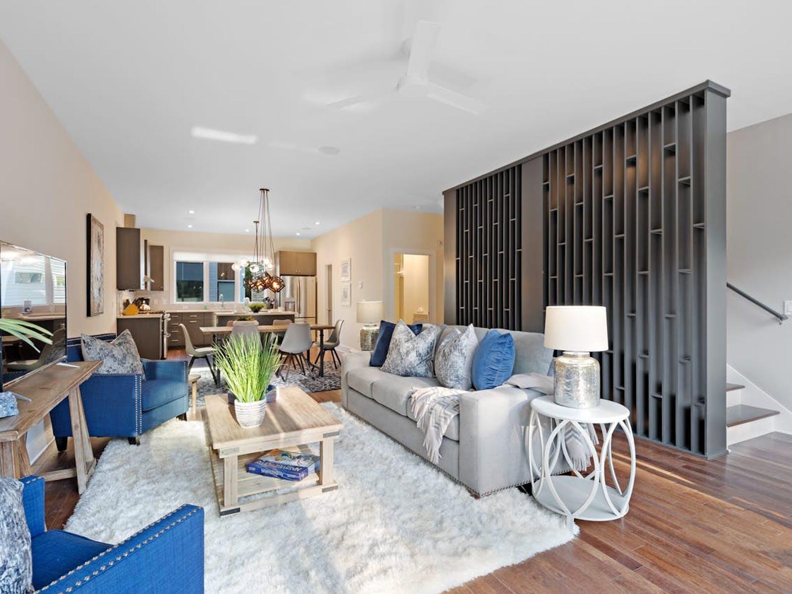 living room of Nashville, TN vacation rental