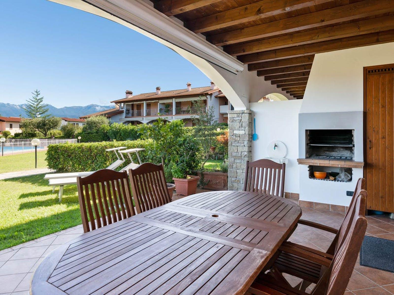Vacation rental in Manerba del Garda, Lombardy