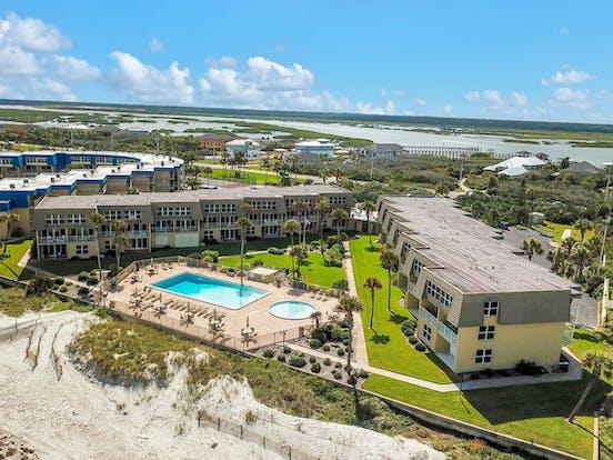 St. Augustine, FL beachfront resort