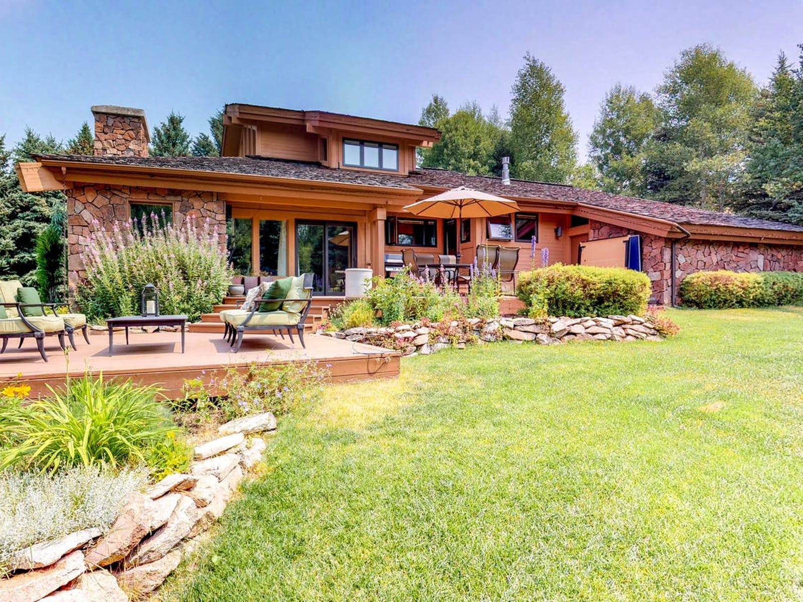 Vacation rental in Sun Valley