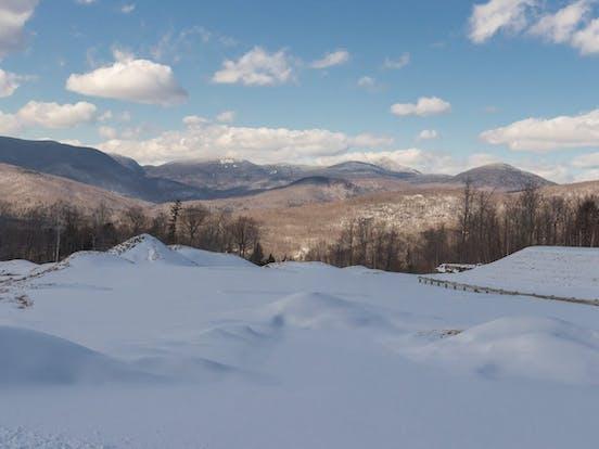 Sunday River, ME ski-in/ski-out lodging