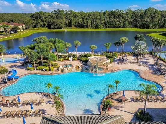 resort pool located in florida