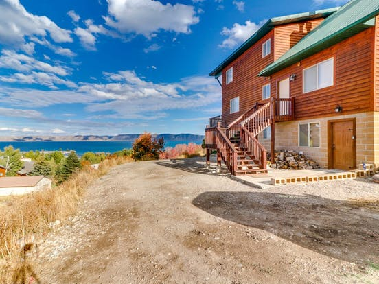 bear lake, utah cabin rental