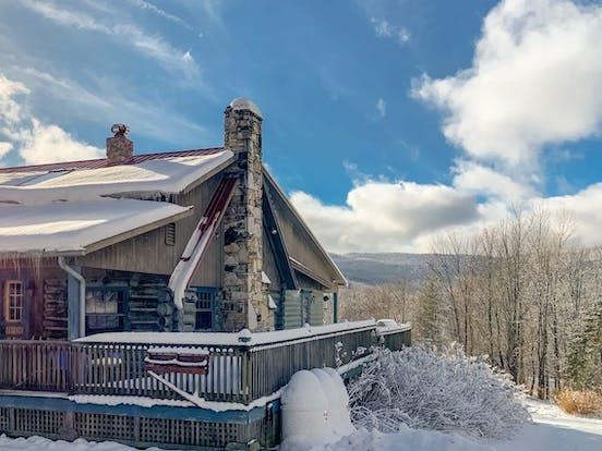 Jay Peak, VT ski-in/ski-out vacation rental