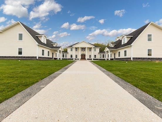Wedding-friendly vacation rental located in Berlin, MD
