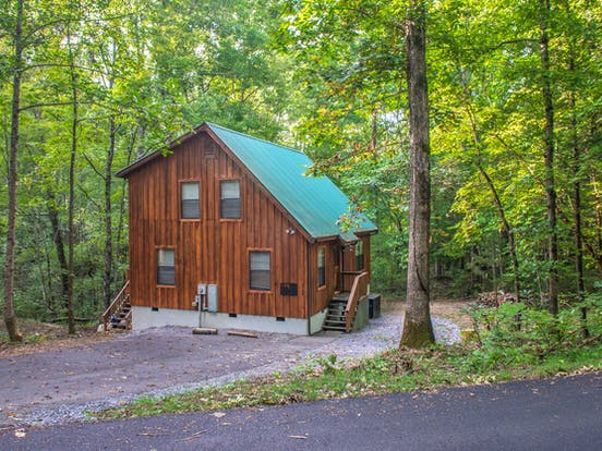 Pet-friendly cabin in Gatlinburg, TN