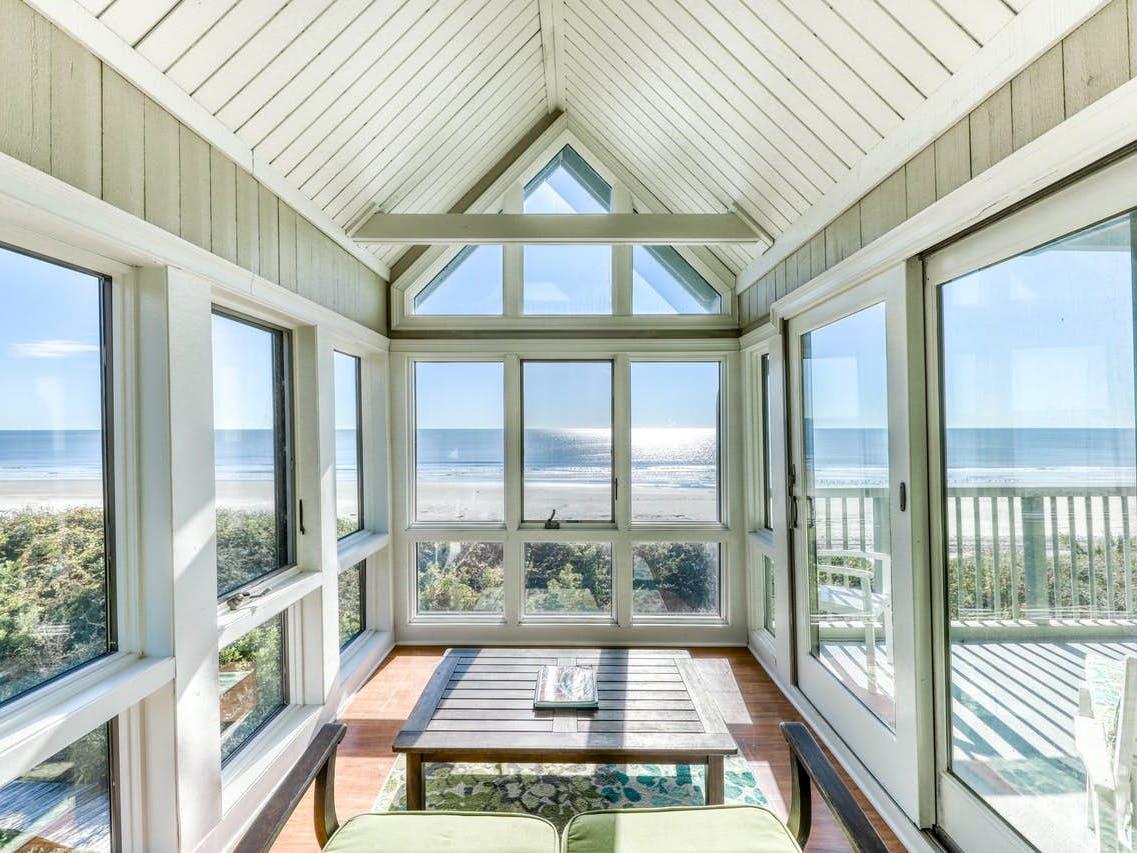Vacation rental in Folly Beach, SC