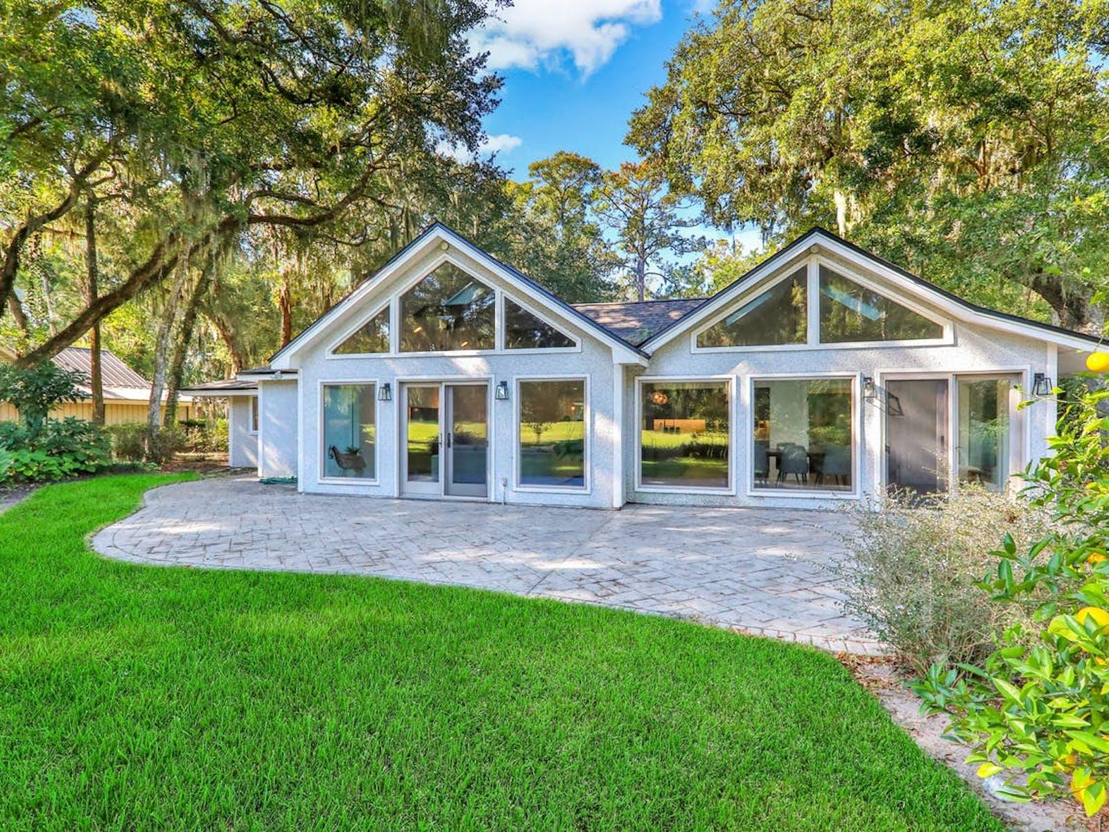 vacation home on Amelia Island, FL