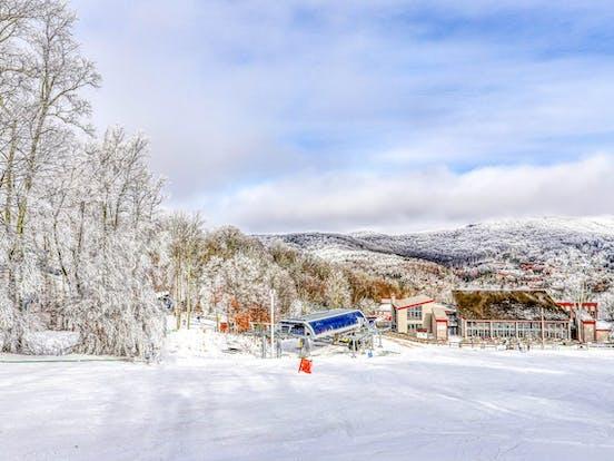 Sugar Mountain, NC skiing
