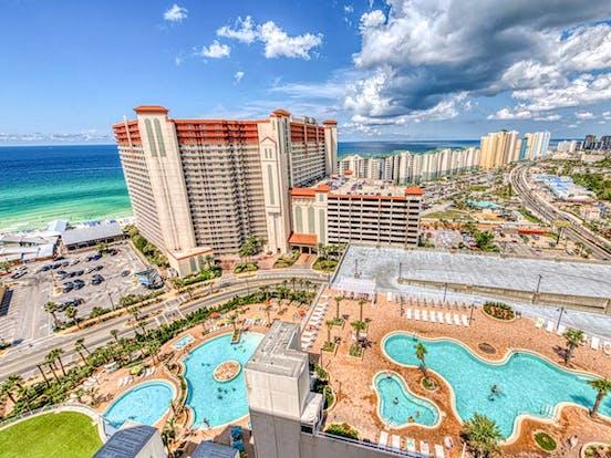 panama city beach oceanfront resort