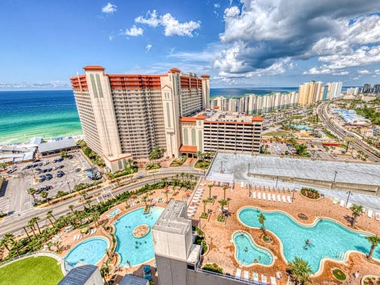 panama city beach oceanfront resort