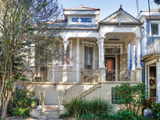 Holiday vacation rental in New Orleans, LA