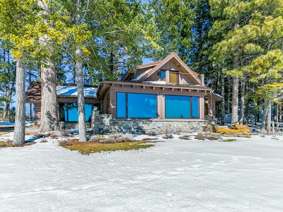 Holiday vacation rental in Lakeside, MT