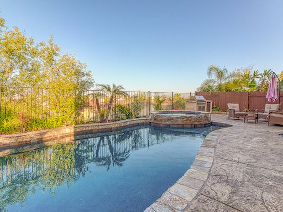 Holiday vacation rental in San Diego, CA
