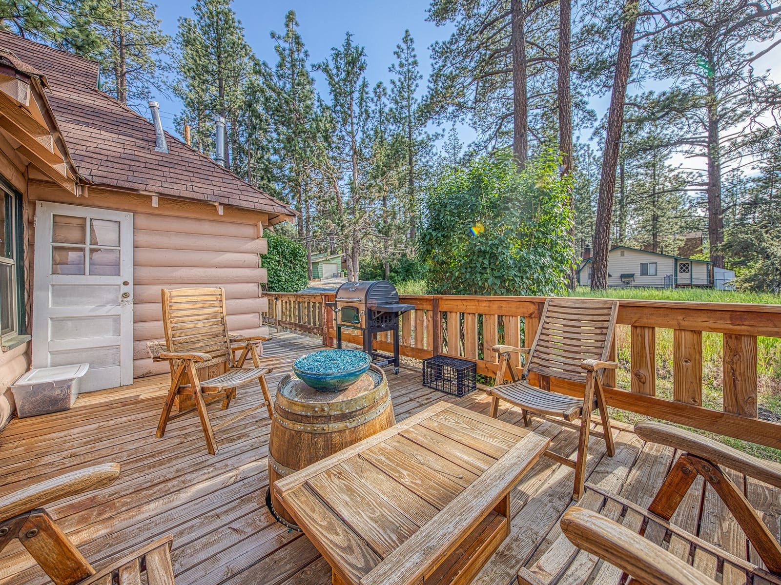 Big Bear City, CA winter vacation rental