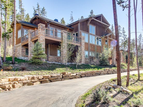 Holiday vacation rental in Breckenridge, CO