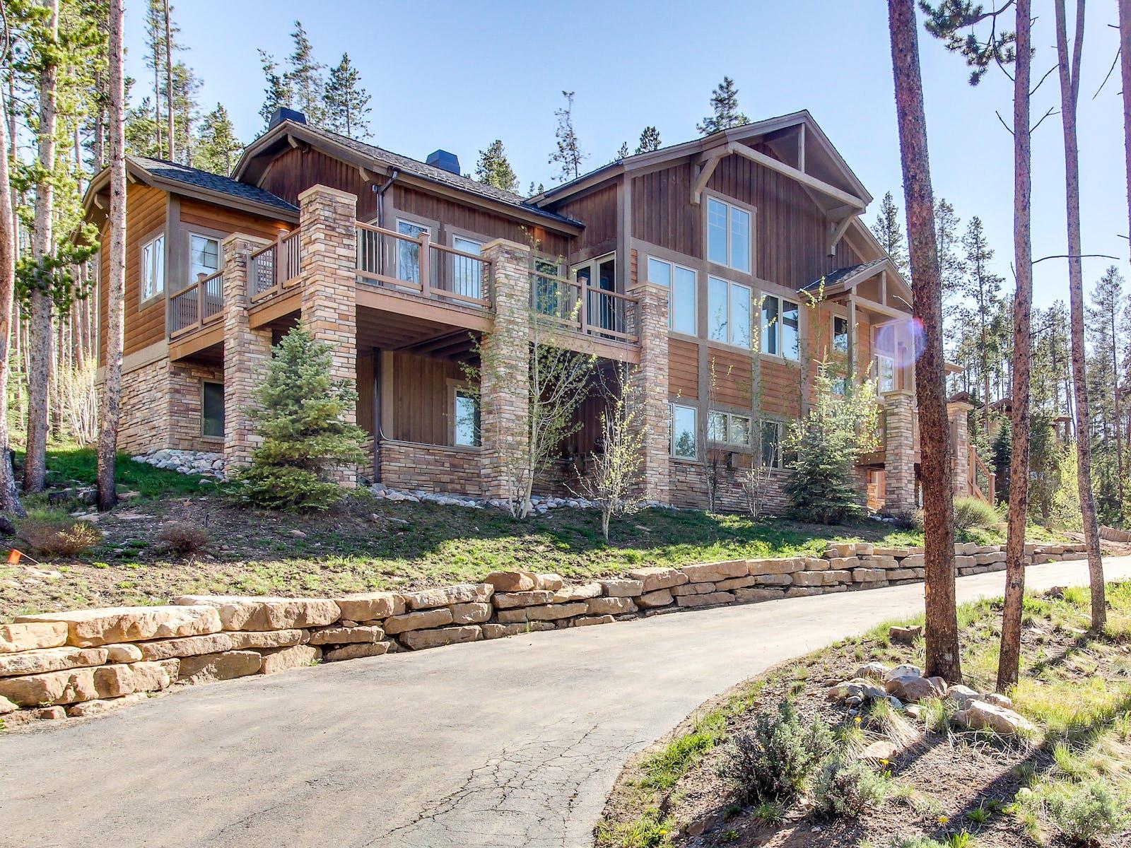 Breckenridge, CO winter vacation rental