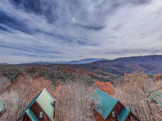 mountains in Gatlinburg
