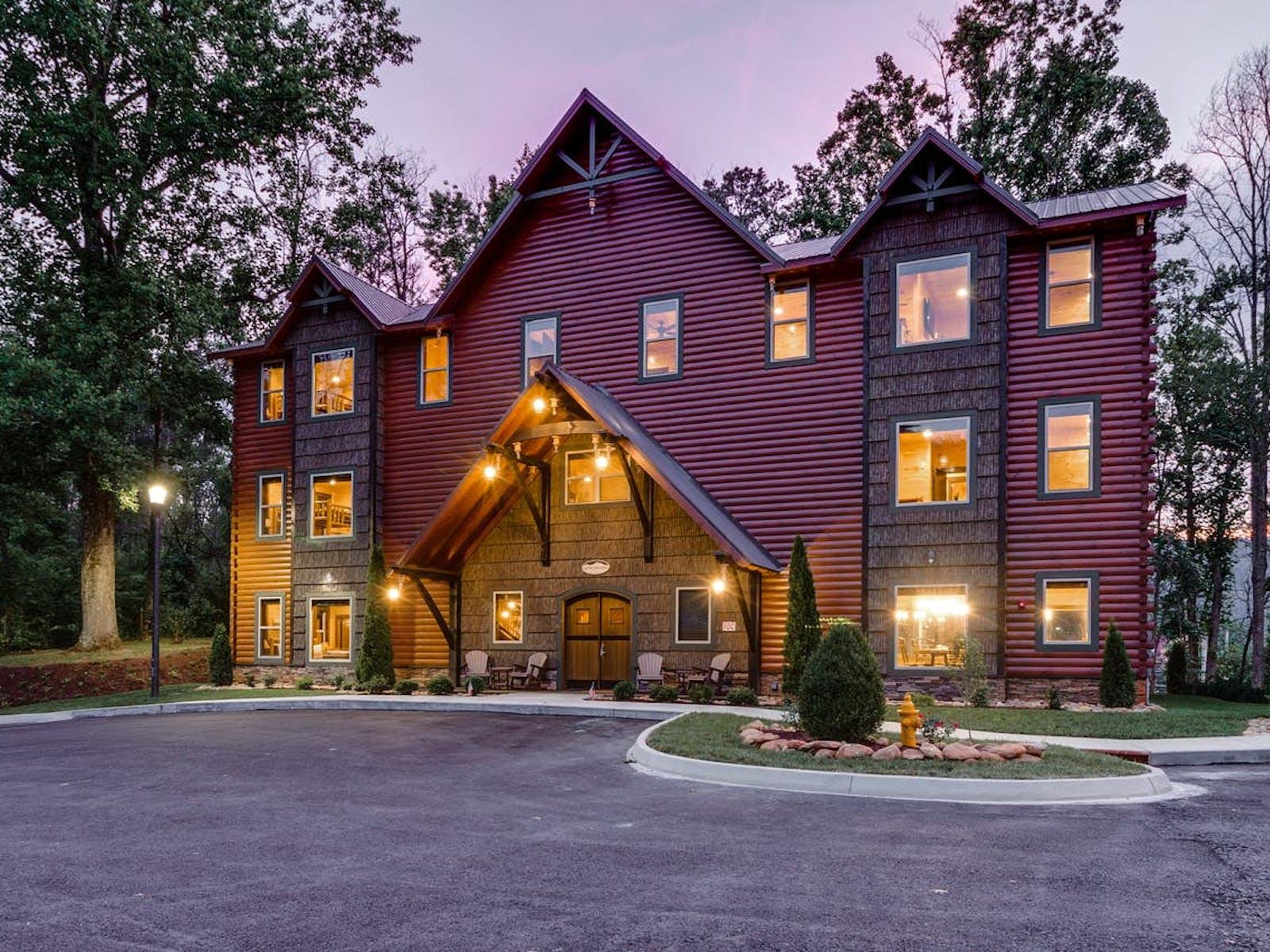 large vacation rental in Gatlinburg, TN