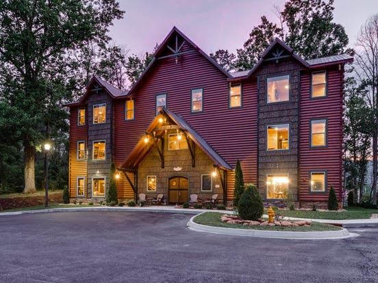 large vacation rental in Gatlinburg, TN