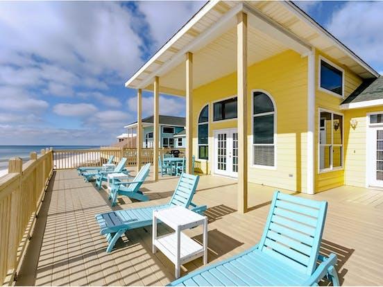 Wedding-friendly vacation rental located in Santa Rosa Beach, FL