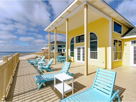 Wedding-friendly vacation rental located in Santa Rosa Beach, FL