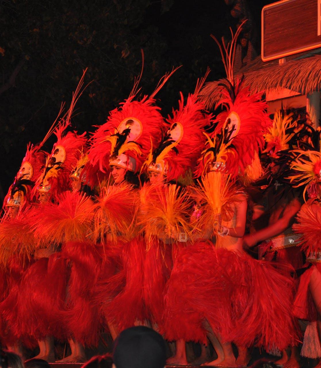 Paradis Cove Luau. Image courtesy of Jennifer Boyer