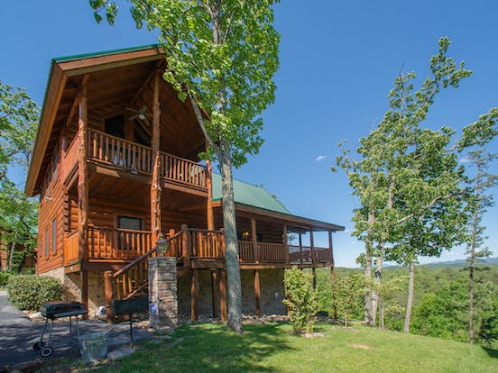 Holiday vacation rental in Sevierville, TN