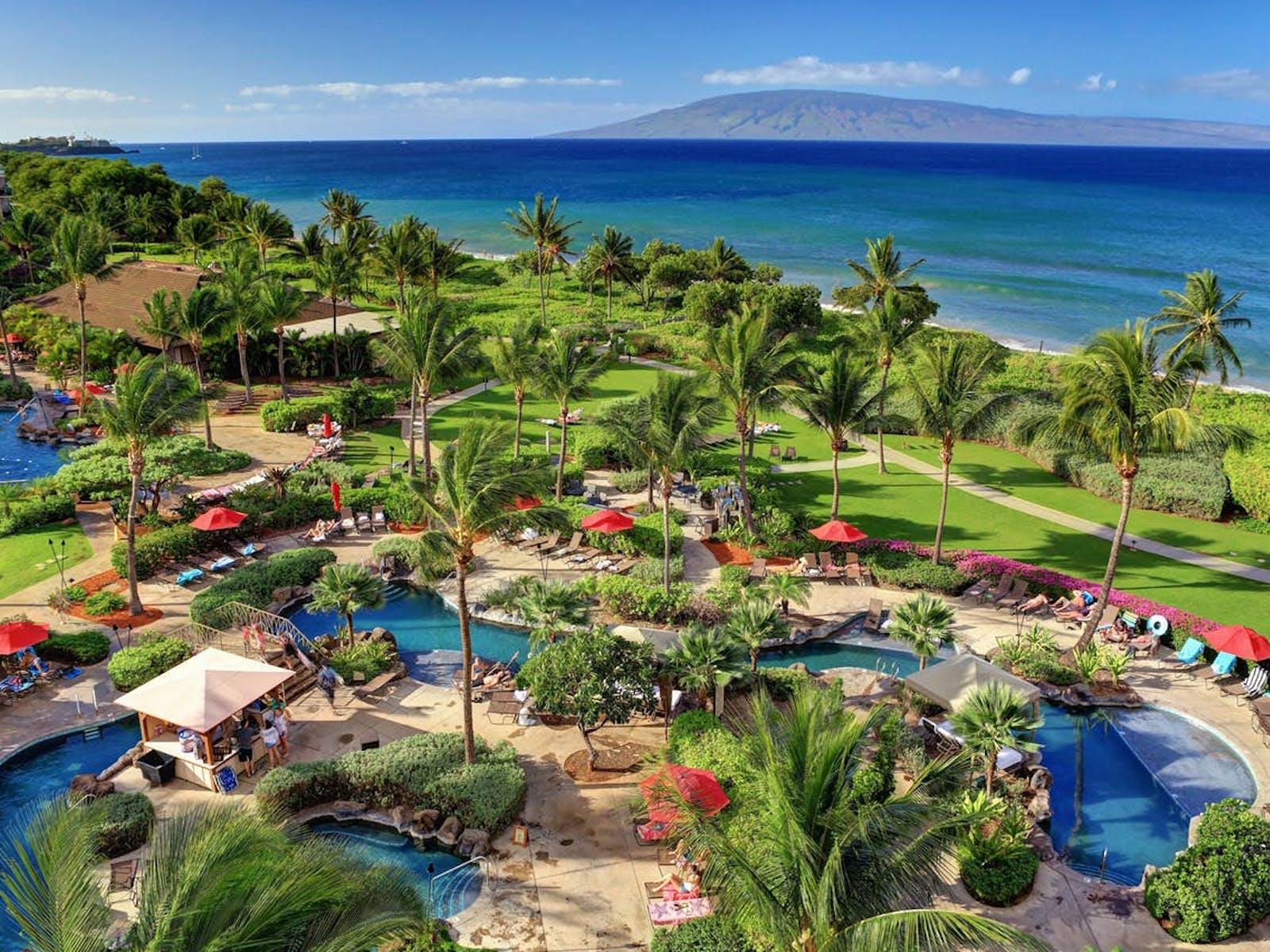 Honua Kai Resort on Maui, Hawaii