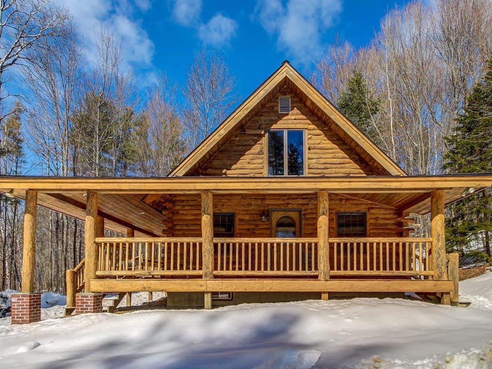 Ludlow, VT winter vacation rental