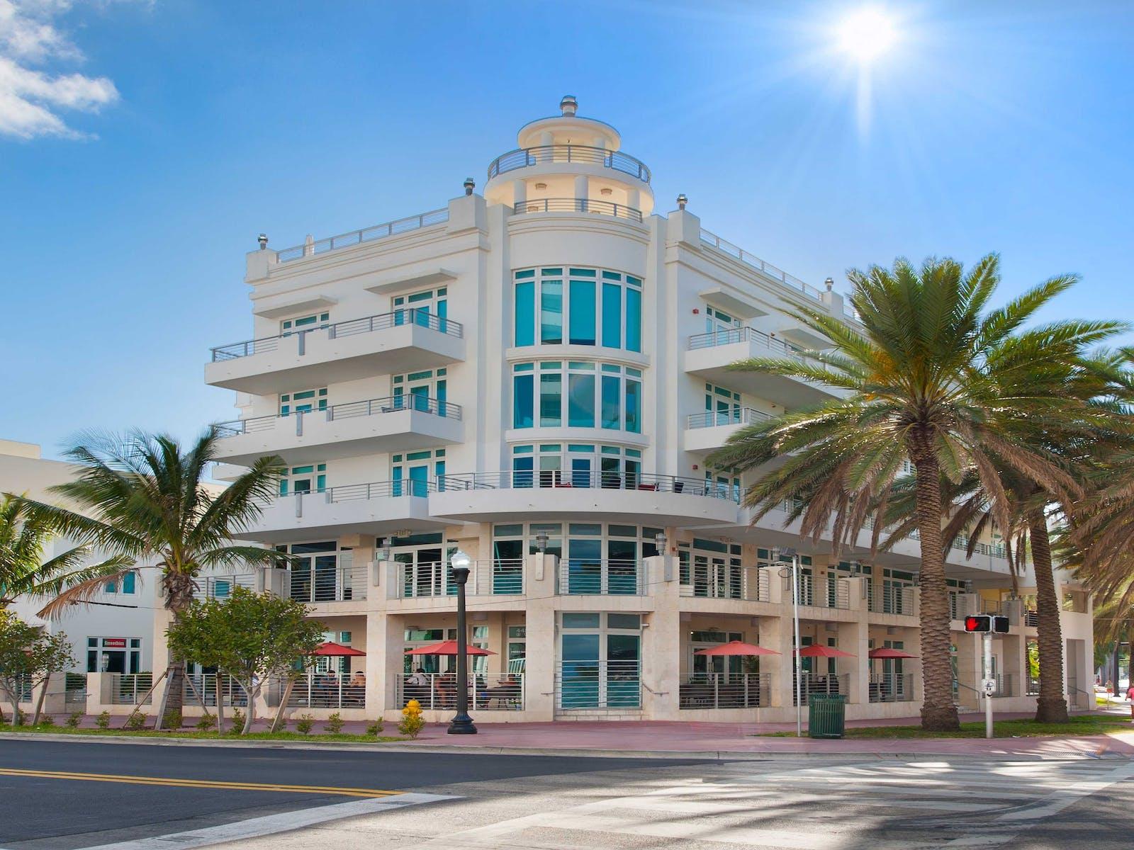 Modern Ocean Drive Condo in Sobe in Miami Beach, Florida