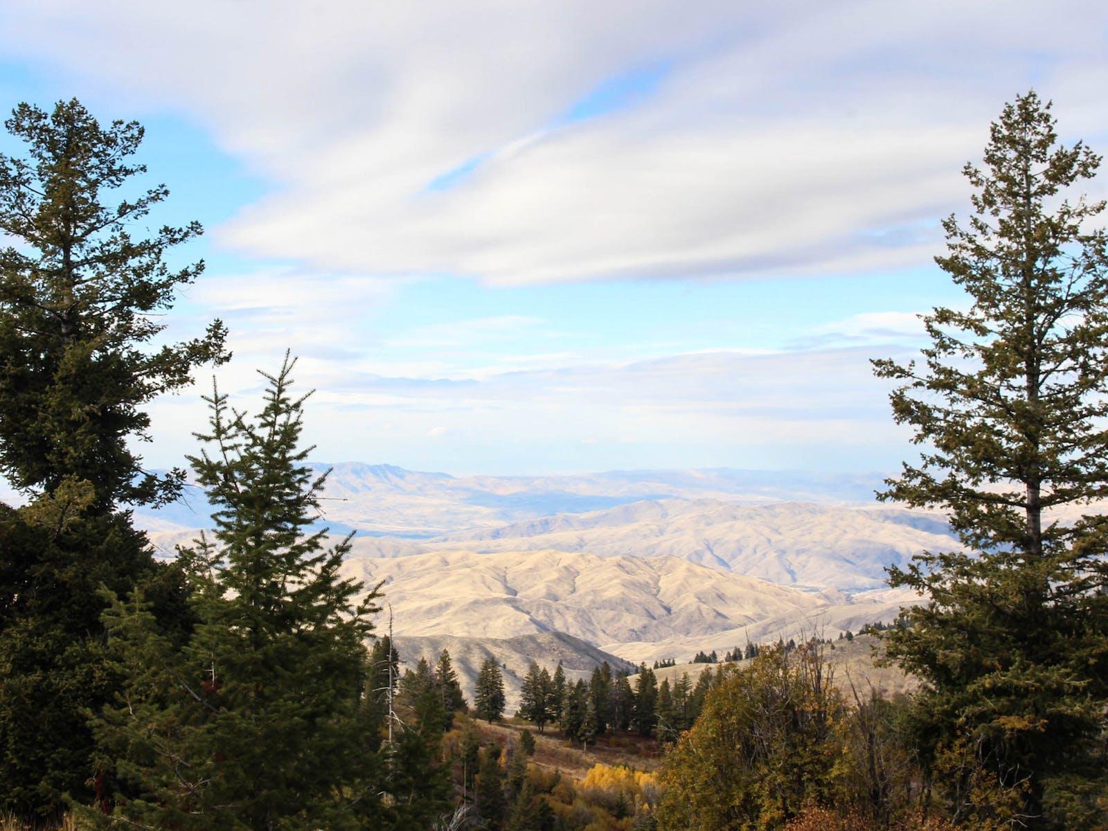Bogus Basin in Boise, Idaho