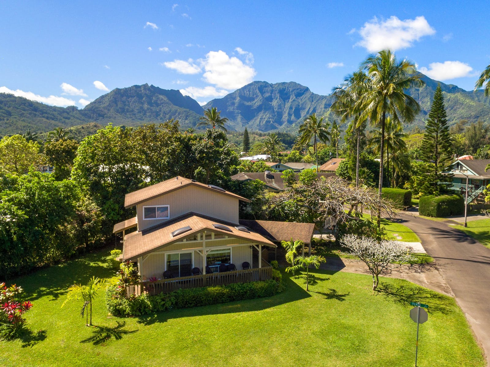 Vacation home found in Hanalei, HI