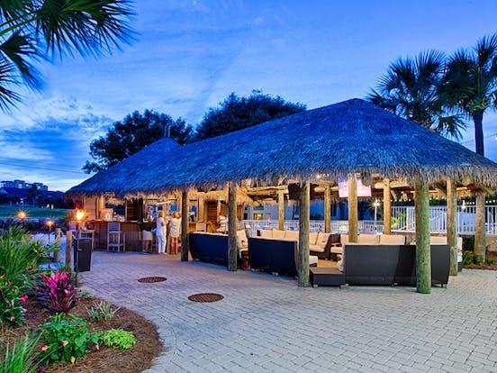 Club Tiki at TOPS'L Beach & Racquet Resort