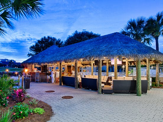 Club Tiki at TOPS'L Beach & Racquet Resort