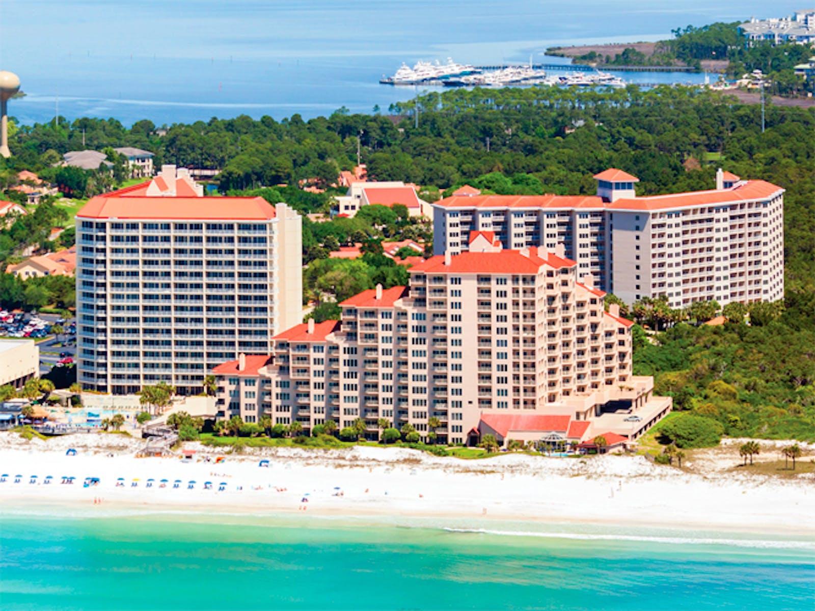 TOPS'L Beach & Racquet Resort