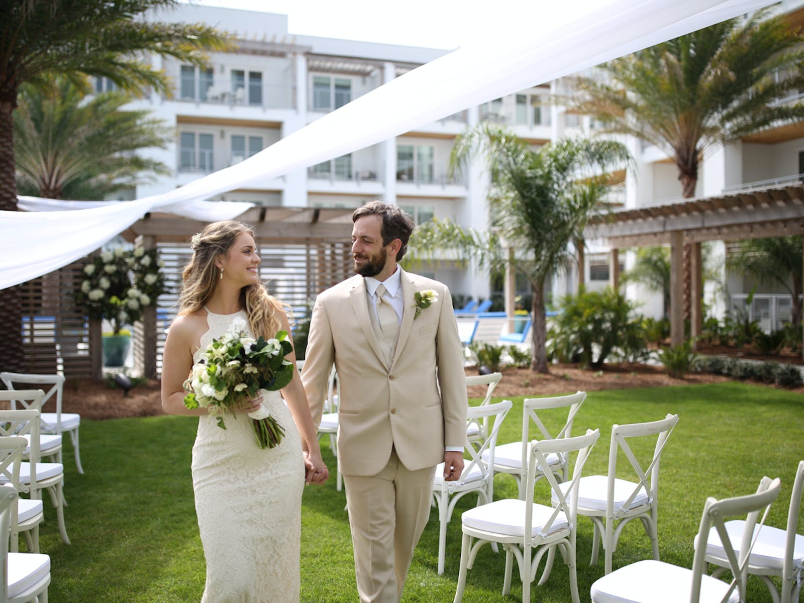 The Green Wedding Venue at The Pointe on 30A Florida