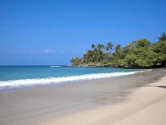 Kailua Kona beach